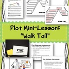 Plot mini-lesson - using &quot;Walk Tall&quot; by John Mellencamp
