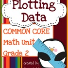 Plotting Data Common Core Unit 2nd Grade