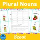Plural Nouns Scoot