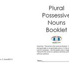 Plural Possessive Noun Booklet