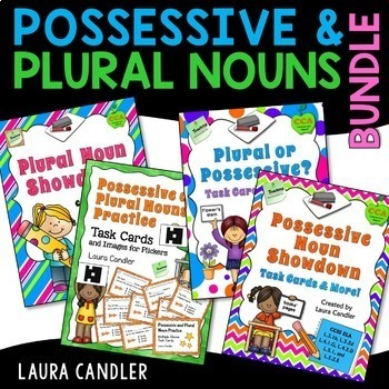 Plural and Possessive Noun Combo (CCSS)