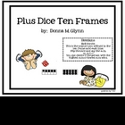 Plus Dice Ten Frames