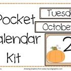 Pocket Calendar Kit