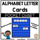 Pocket Chart Alphabet Center Cards