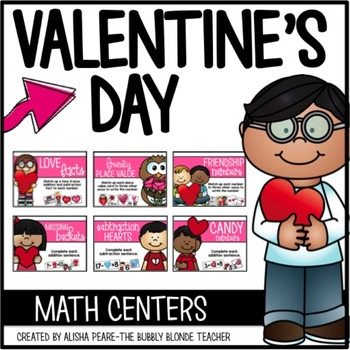 Pocket Full of Love- Valentine Math, Literacy, and Writing