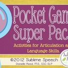 Pocket Game - Super Pack!