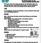 Pocket Guide to the Youth Criminal Justice Act - Canada
