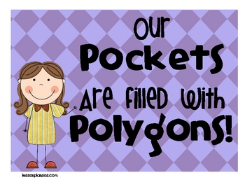 Pocketful of Polygons