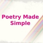 Poems Made Easy PowerPoint