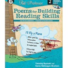 Poems for Building Reading Skills Level 2