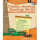 Poems for Building Reading Skills Level 3