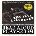 Poe's The Tell-Tale Heart text and mock trial comprehensio