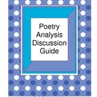 Poetry Analysis Discussion Guide