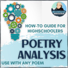 Poetry Analysis/Deconstruction Worksheet