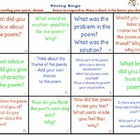 Poetry Bingo Packet