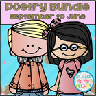 Poetry Bundle...a full year!