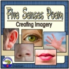 Poetry - Five Senses Poem Handout
