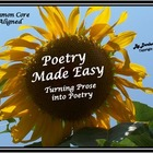 Poetry Made Easy