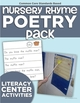 Poetry Pack (Literacy Center Activities)
