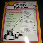Poetry Patterns Motivate students to create original verses