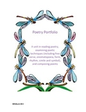 Poetry Portfolio - A unit in reading, analyzing, and writi