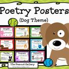 Poetry Posters (Dog Theme)