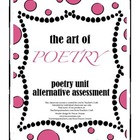 Poetry Project - Alternative Assessment