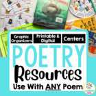 Poetry Resources - The Perfect Poetry Unit Companion!