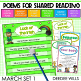 Poetry Station and Shared Reading for March-CC aligned