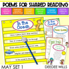 Poetry Station and Shared Reading for May-CC aligned
