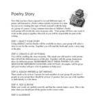 Poetry Storybook Rewrite