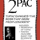 Poetry Study: Tupac Shakur&#039;s &quot;The Rose That Grew from Concrete&quot;