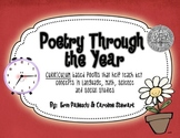Poetry Through the Year - Aligned with CCSS