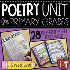 Poetry Unit for Elementary Grades