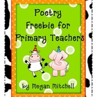 Poetry Writing Freebie
