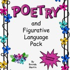 Poetry and figurative Language Pack
