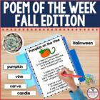 Poetry for Your Pockets Fall and Winter Edition