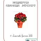 Poinsettia Graphing Activity