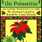 Poinsettia - Legend of the Poinsettia Activity Packet