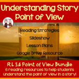 Point of View Anchor Chart and Reading Strategies Bundle