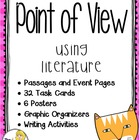 Point of View Using Literature: Common Core 3rd - 5th Grade