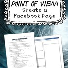 Point of View: Create a Facebook Page