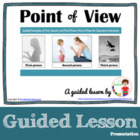 Point of View: First Person, Second Person, Third Person PPT