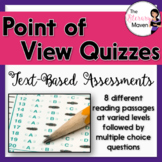 Point of View Quizzes