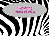 Point of View powerpoint with examples