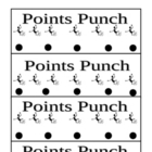 Points Punch Behavioral Motivator