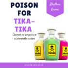 Poison Pattern Set {Tika-Tika}