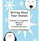 Polar Animal Writing Project