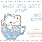 Polar Bear Place Value - 100&#039;s Place