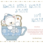 Polar Bear Place Value - 10's Place